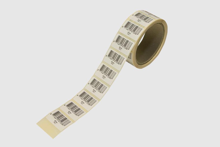 Barcode stickers | Stickerdrukwerk.nl