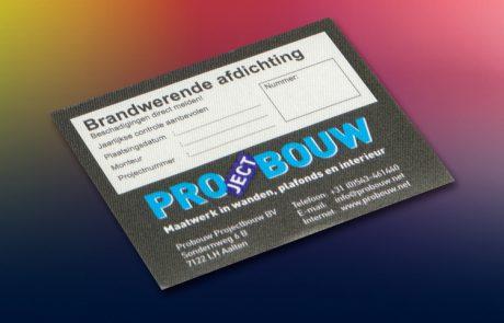 Textielstickers | Stickerdrukwerk.nl