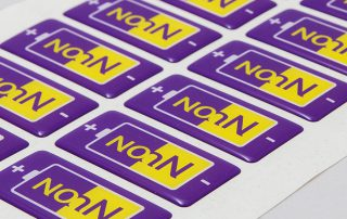 Domingstickers | Nuon
