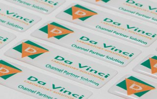 Domingstickers | Da Vinci